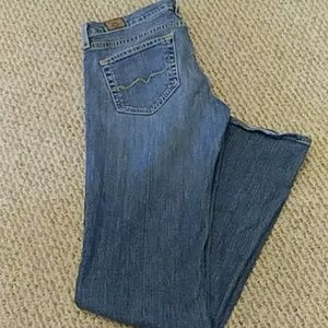 Red Engine Jeans Size 31 Women's